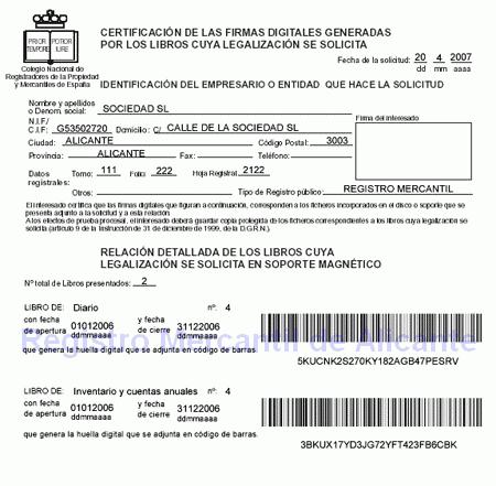 Bienes muebles registro mercantil y bienes muebles de for Registro de bienes muebles sevilla